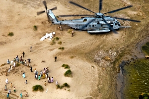 Pakistan flood relief