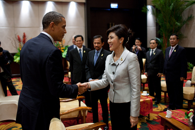 President Obama's First Stop in Asia Is in Thailand