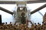PACOM commander visits MCAS Miramar