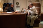President_Obama_with_Tom_Donilon_on_Air_Force_One