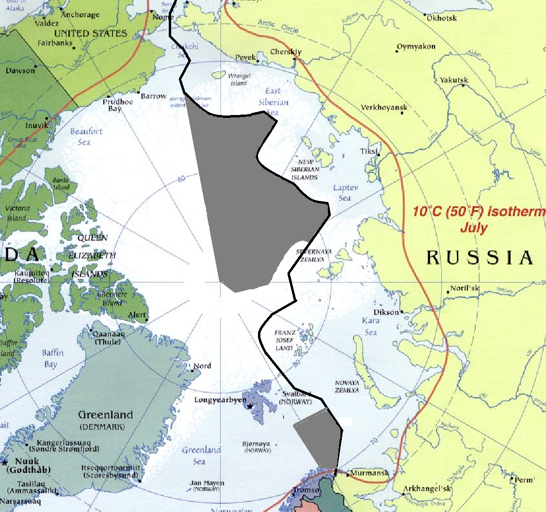 The United States And Russia In A Changing Arctic The Center For
