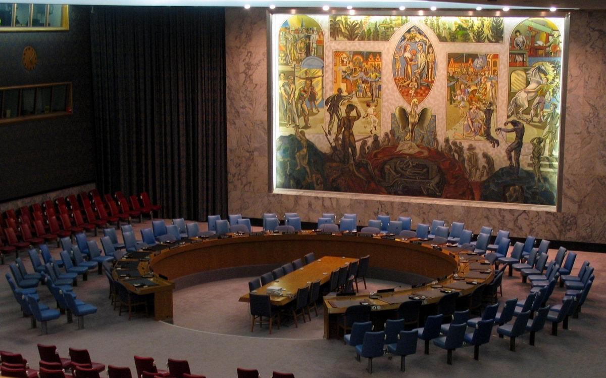The Developing Focus of the UN Security Council on Climate Security