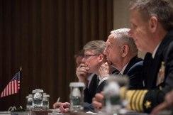 U.S._Japan_and_Australian_Trilateral_meeting_Shangri-La 2018