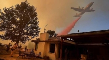 California National Guard Carr Fire
