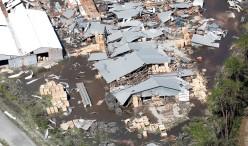 AMO Black Hawk crew surveys damage in Hurricane Michael's wake