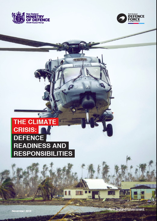 New Zealand Ministry of Defense_Climate and Security Assessment