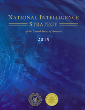 national intelligence strategy 2019