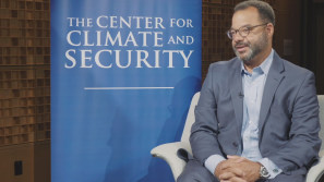 Marcus King_Climate and Security Podcast Episode 11