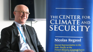 Dr Nicolas Regaud_Climate and Security Podcast_May 15 2019