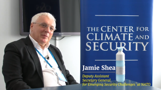 Climate and Security Podcast_Episode 15_Jamie Shea