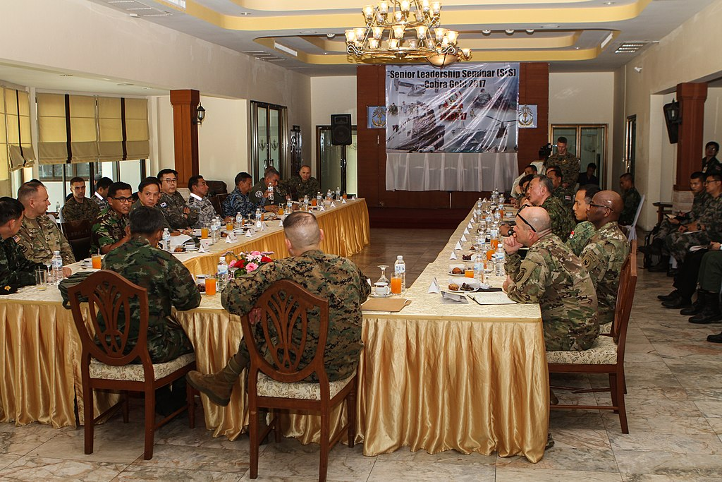 Senior_military_leaders_discuss_humanitarian_operations_during_Cobra_Gold_170214-M-SQ436-2071