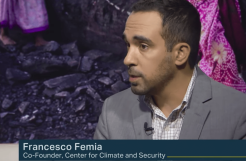 Francesco Femia on TRT World