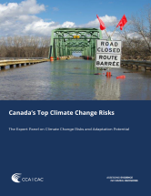 Canadas Top Climate Change Risks Cover Page