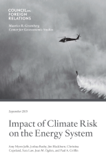 CFR_Climate Risk Energy System_Sept 2019
