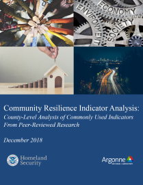 DHS Community Resilience Analysis_2018_12