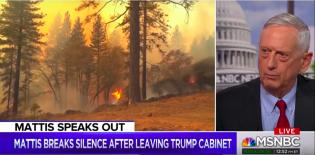SECDEF Mattis on Climate Change_2019_9_5