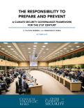 R2P2 Climate Security Framework Report Cover