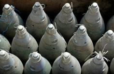 Munitions exposed to heat