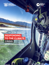 NZ Defence_Climate Crisis Report Cover_2019