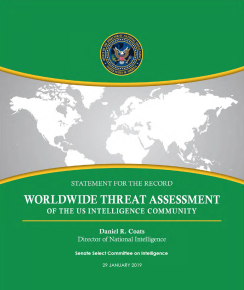 2019 Worldwide Threat Assessment