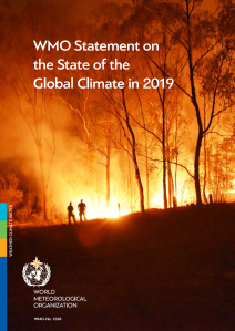 WHO_Global Climate 2019_Cover